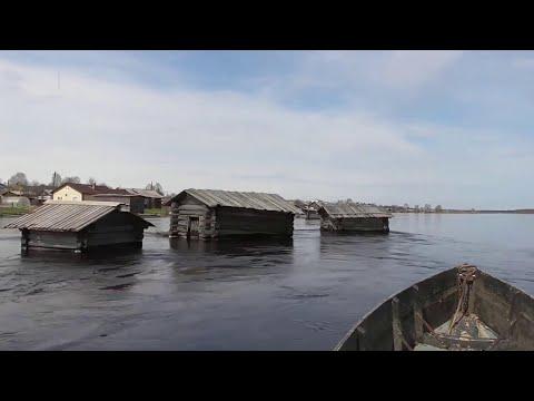 Режим ЧС из-за паводка введен в одном из округов Пермского края.