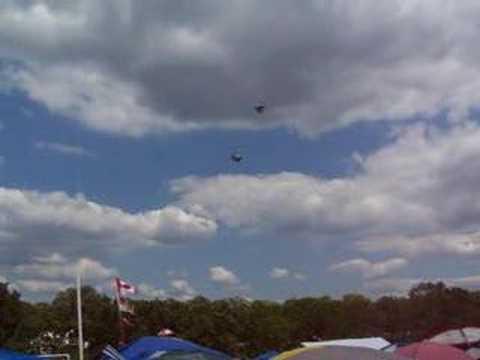 Flying Tents at Philadelphia Folk Festival & Flying Tents at Philadelphia Folk Festival - YouTube