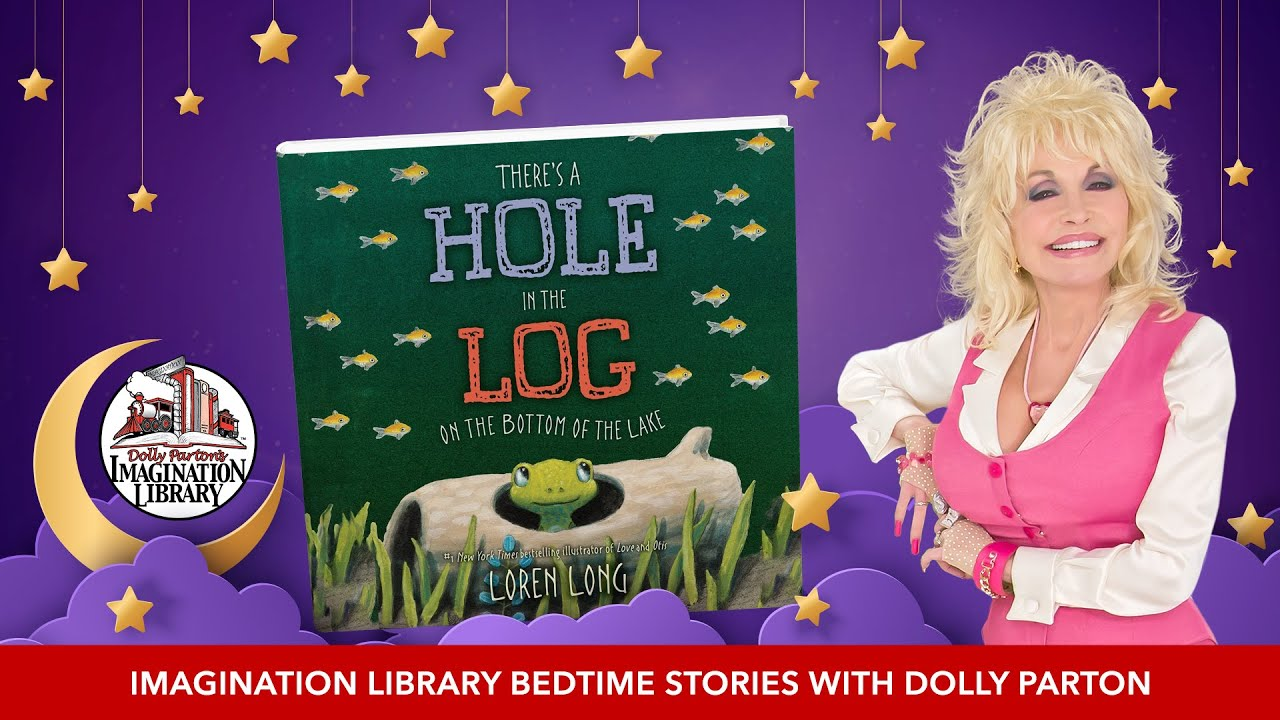 """Download """"There's a Hole in the Log on the Bottom of the Lake"""" 