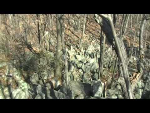 Appalachian Trail in Pennsylvania - Wolf Rocks