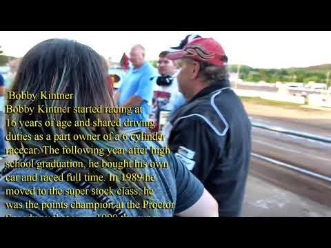 Hibbing Raceway Hall of Fame 2017