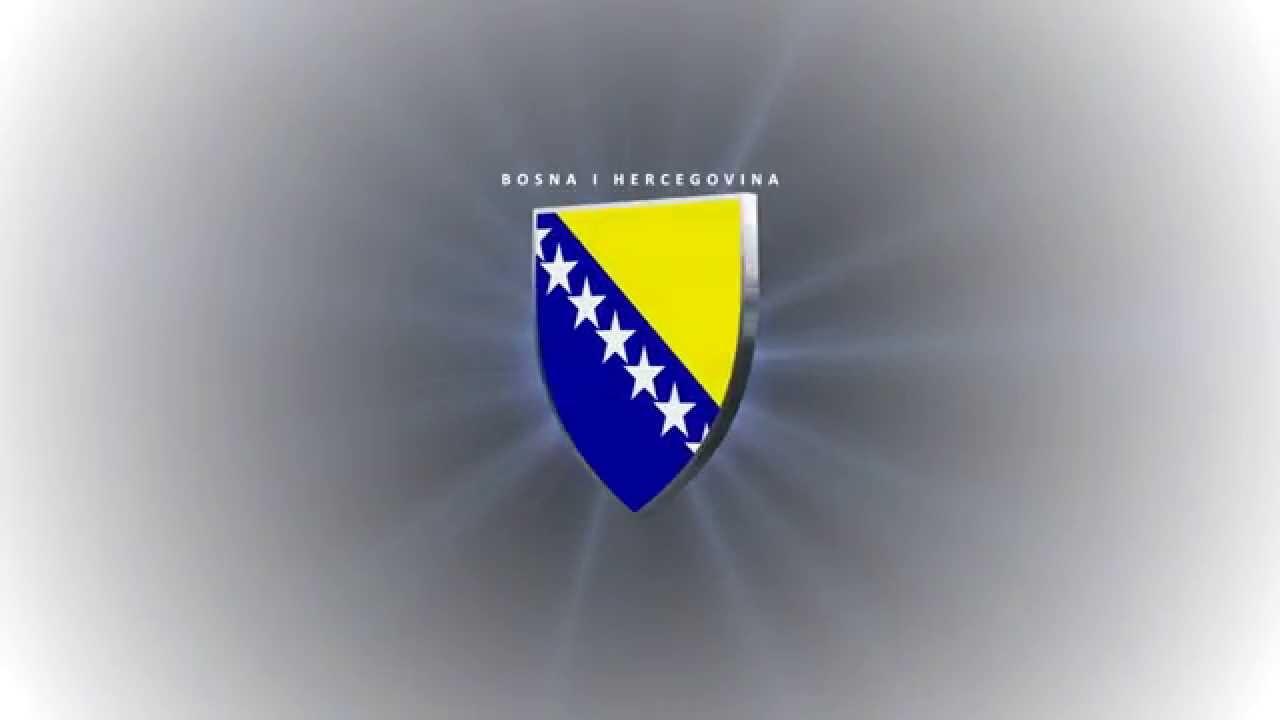 Grb Bosne i Hercegovine - YouTube