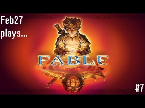 Fable The Lost Chapters Walkthrough Part 7 - FISHING ROD!