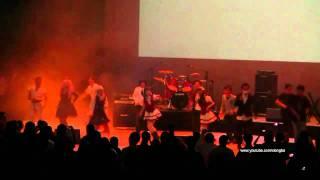 DANCEROID EOY2010動画を集めてみました。 ラストに観客といっしょに ル...