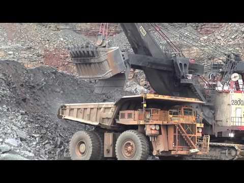 Iron Mining & Steel Making Process
