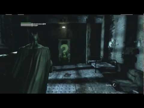 Batman Arkham City Riddler Hostage 3