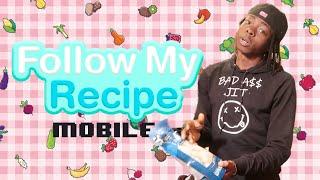 Dee Watkins Hooks-Up Chicken and Shrimp Fettuccine Alfredo  Follow My Recipe