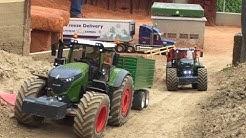 ML-Tec RC Traktoren Fahren 2018