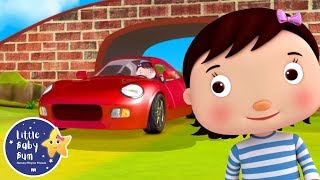 Little Baby Bum | Driving In My Car + More Nursery Rhymes and Kids Songs | Kids Videos