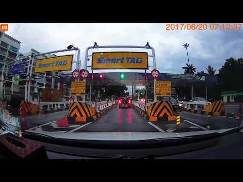 Mijia Car DVR Dash Cam test