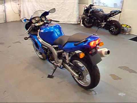 eDirect Motors - 2008 Kawasaki ZZR 600 - YouTube