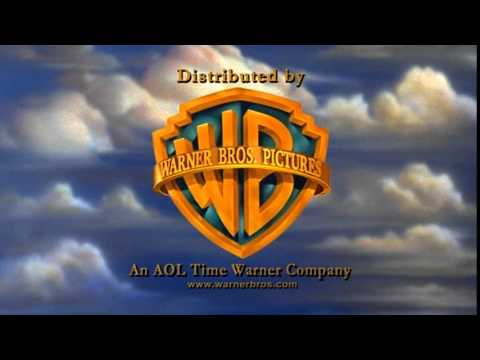 warner bros pictures closing logo 2001 old youtube