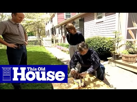 How To Fill Gaps In A Wide Plank Wood Floor This Old House Youtube