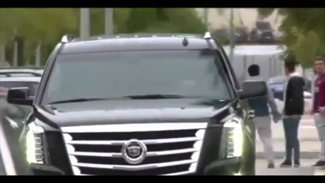 Lionel Messi S New Car 2015 Cadillac Escalade Www