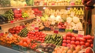Обзор цен на овощи и фрукты