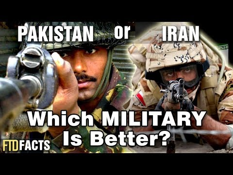 PAKISTAN or IRAN - Which Military is Better?