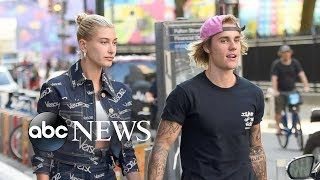 Justin Bieber and Hailey Baldwin confirm marriage