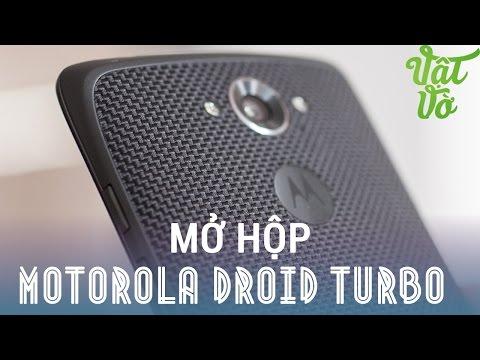 [Review dạo] Mở hộp & Đánh giá nhanh Motorola Droid Turbo - quái thú đến từ Mỹ