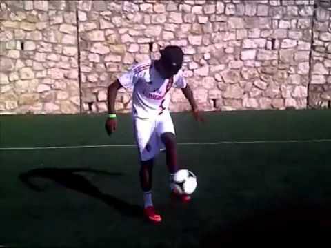 Neymar freestyle Skills