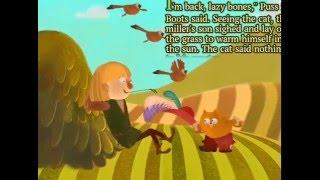 Кот в сапогах. Шарль Перро. Библиотека ''Лучшие сказки на ночь для детей'' от PonyApps