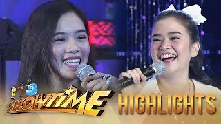 "It's Showtime Miss Q & A: Bela follows ""Ate Girl"" on Instagram"