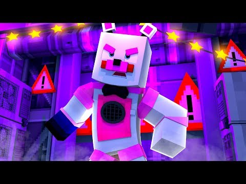 Secret Lab In Funtime Freddy's NEW Location! Minecraft FNAF Roleplay thumbnail