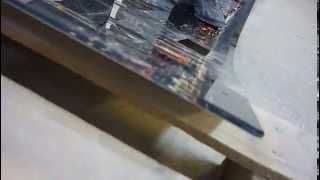 Разбиваем фартук для кухни из стекла фабрики GlassGuard(, 2011-06-01T16:25:07.000Z)