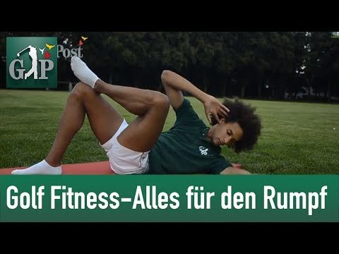 Golf Fitness – Alles für den Rumpf by Golf Post
