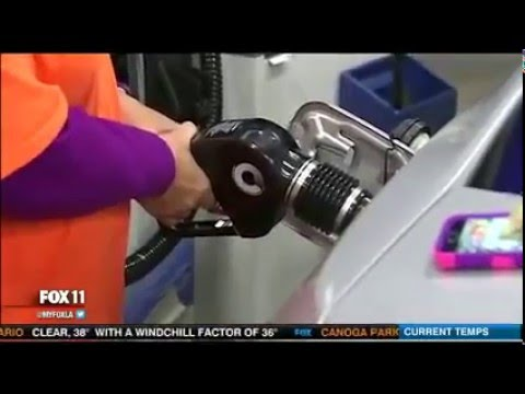 KTTV FOX TV-11 Los Angeles: California Consumers Getting Gouged On Gasoline