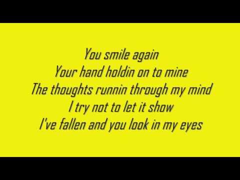 Lyrics To Delirious