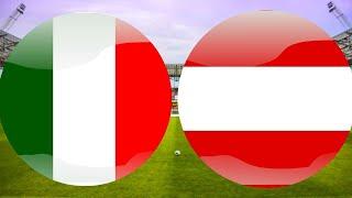 Футбол Евро 2020 Италия Австрия итог и результат Чемпионат Европы по футболу 2020