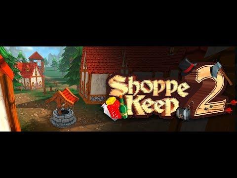 Shoppe keep 2 - Karaktergenerálás pár info #Magyar #hun