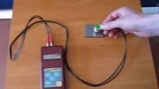 Ультразвуковой толщиномер ТЭМП УТ1(Толщиномер ТЭМП-УТ1 предназанчен для измерения толщины металлов при одностороннем доступе., 2009-05-23T16:49:05.000Z)