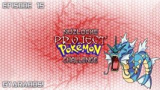 "Roblox Project Pokemon Nuzlocke Challenge - #15 ""Gyarados!"" - Commentary"