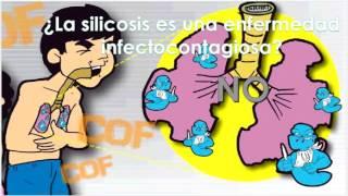 Video educativo sobre la Silicosis.