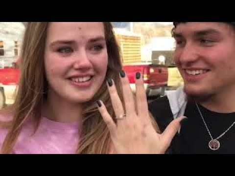 TRABBY ENGAGED??