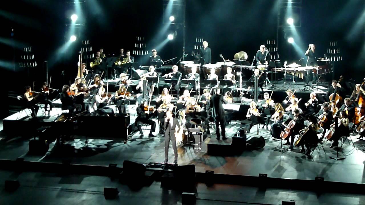 calogero live symphonique