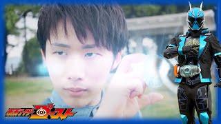 仮面ライダースペクターに変身してみた Kamen Rider Spectre Henshin