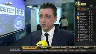 У Києві відбулася презентація каналу Футбол 3