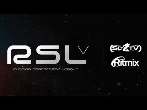 [TvZ] SuperNoVa vs SortOf Ritmix RSL V Group A - Starcraft 2 Heart of the Swarm
