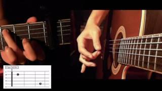 Thương - Lê Cát Trọng Lý (Guitar tutorial)