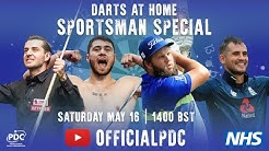 Darts at Home: Sportsman Special in aid of the NHS