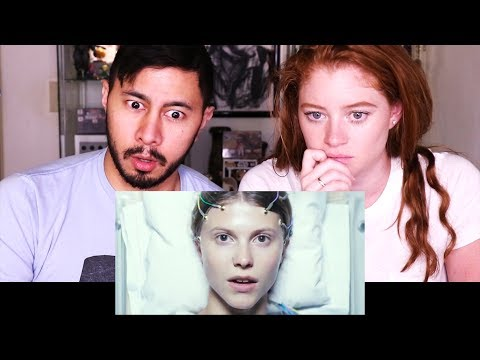 THELMA | Norwegian Sci-Fi Film | Trailer Reaction w/ Yvette