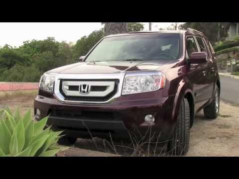 2011 Honda Pilot Review