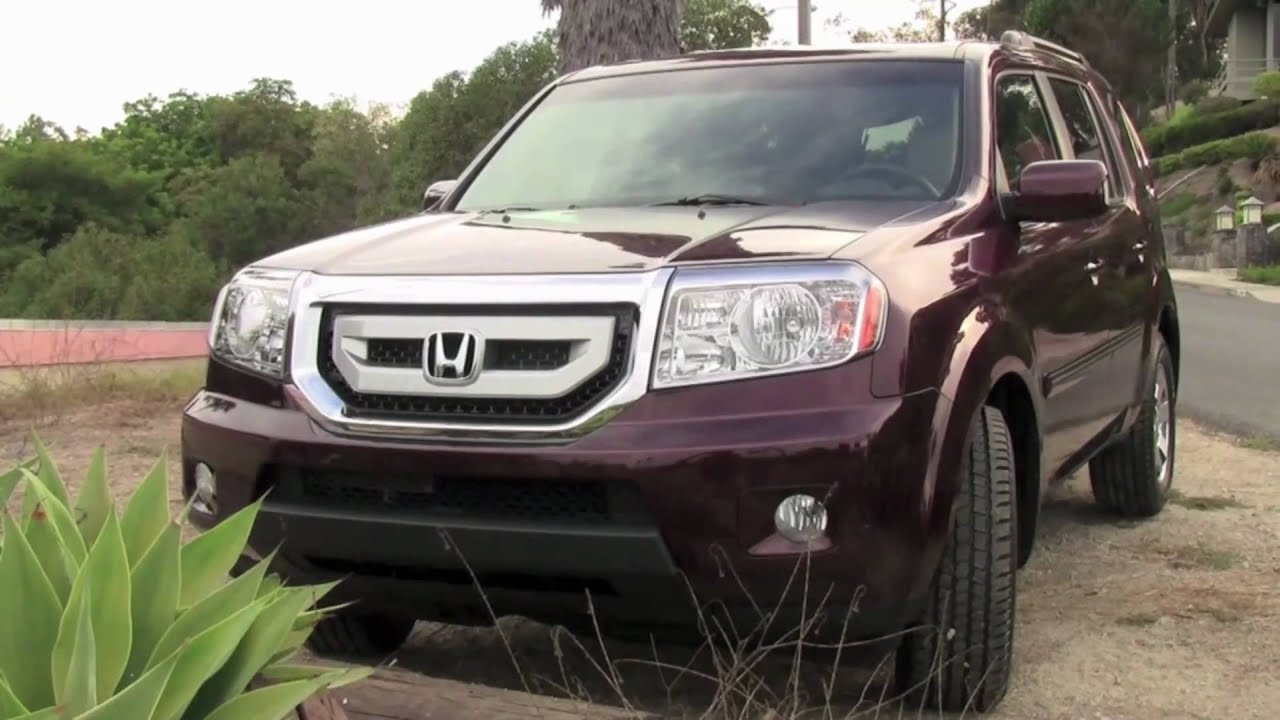 Good 2011 Honda Pilot Review   YouTube