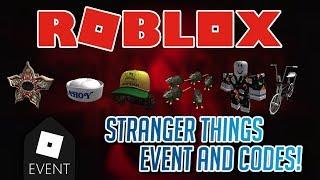 Wie man alle fremden Dinge 3 Artikel auf Roblox hat!
