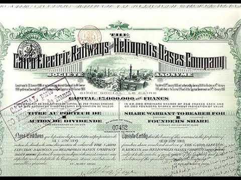 Cairo Electric Railways and Heliopolis Oases Company | Wikipedia audio article