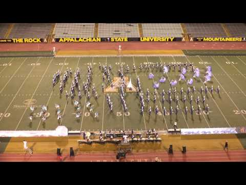 Fort Mill HS Band - Appalachian State 10/29/16 1st Place Performance 1080p