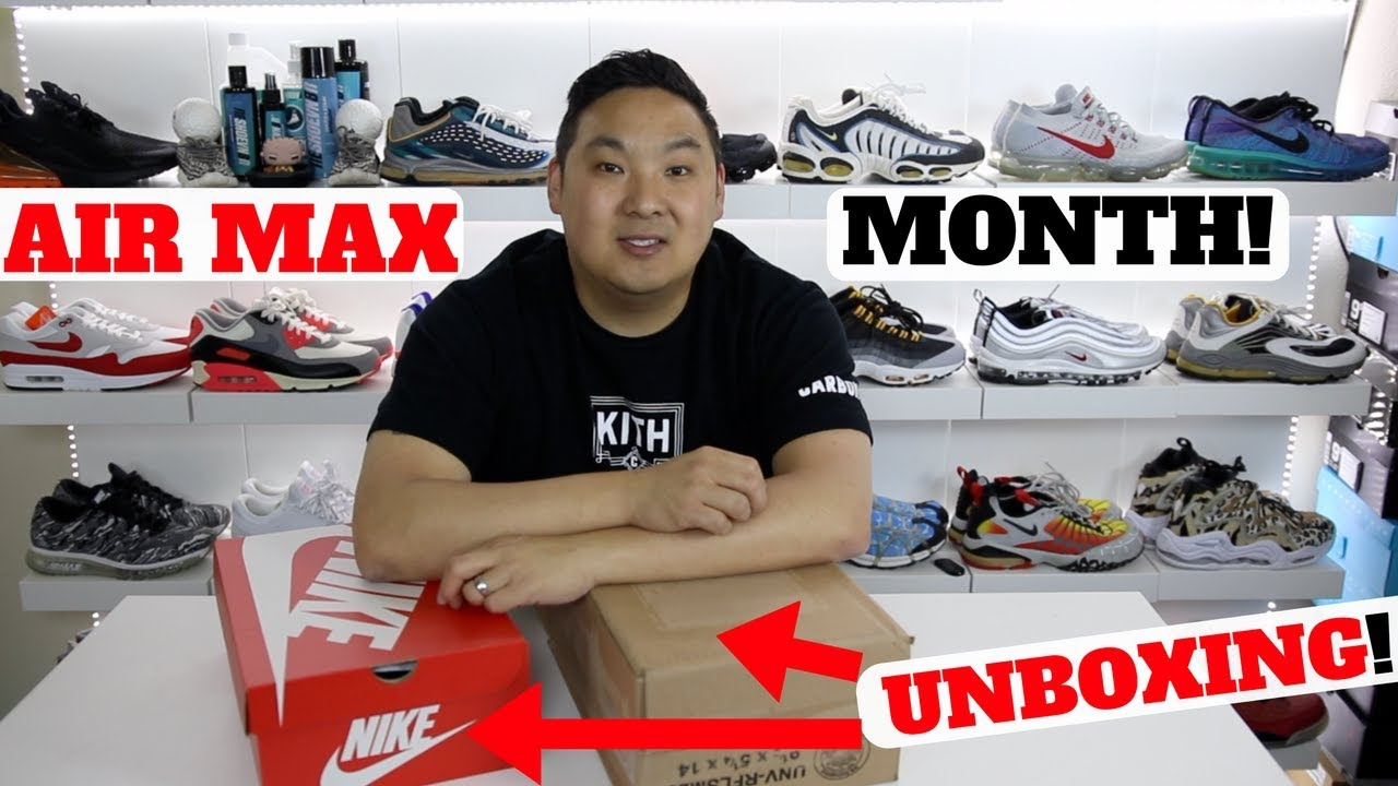 Air Max 270 + Air Force 270 Unboxed!! +  1000 Contest - YouTube dee3a40a1