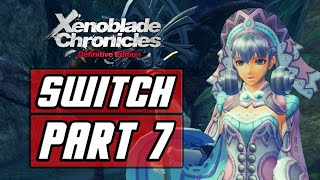 Xenoblade Chronicles: Definitive Edition - Gameplay Walkthrough Part 7: Meeting Melia [SWITCH]